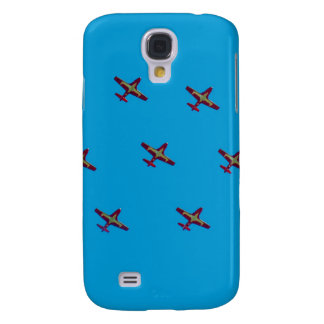 Canadian Snowbirds Flight Squadron Stunt Team Galaxy S4 Case