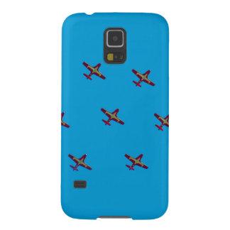 Canadian Snowbirds Flight Squadron Stunt Team Galaxy S5 Case
