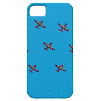 Canadian Snowbirds Flight Squadron Stunt Team iPhone SE/5/5s Case