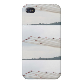 CANADIAN SNOWBIRDS FORMATION iPhone 4 COVER