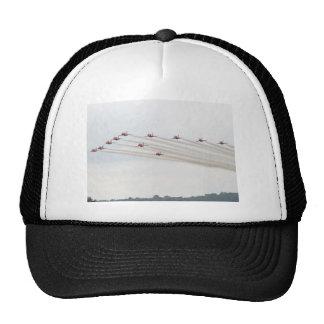 CANADIAN SNOWBIRDS FORMATION TRUCKER HAT