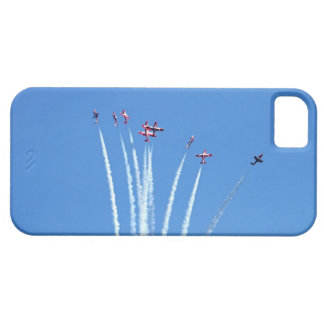 Canadian Snowbirds Planes iPhone 5 Covers