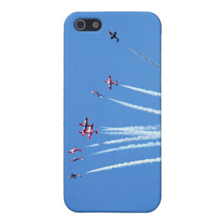 Canadian Snowbirds Planes Cases For iPhone 5