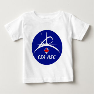 Canadian Space Agency Logo Baby T-Shirt