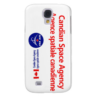 Canadian Space Agency Logo Galaxy S4 Cover
