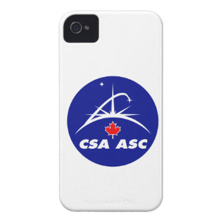 Canadian Space Agency Logo iPhone 4 Cover