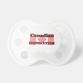 Canadian Stonecutter BooginHead Pacifier