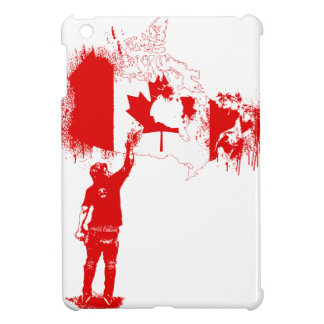 Canadian Tagger iPad Mini Case