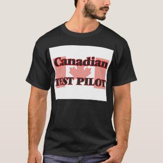 Canadian Test Pilot T-Shirt
