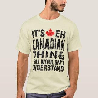 Canadian Thing T-Shirt