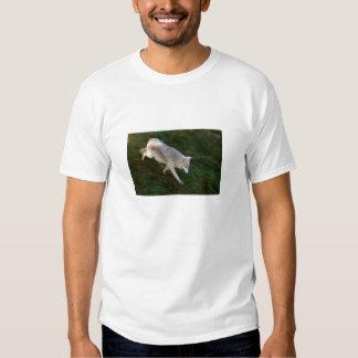 Canadian Timber Wolf Adult Tee Shirt