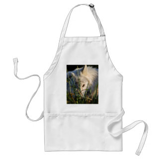 Canadian Timber Wolf Apron