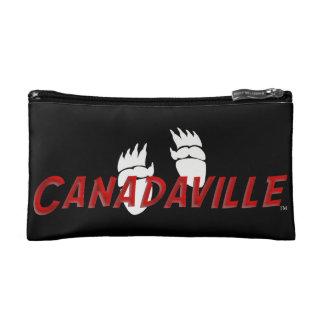 Canadian Tracks Makeup Bag
