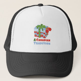 Canadian Tradition Trucker Hat