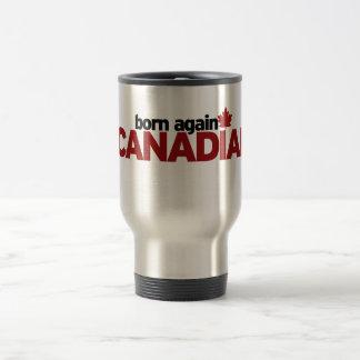 Canadian Travel Mug