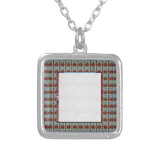 Canadian Values= Sum all Wisdom Words +Leadership Silver Plated Necklace