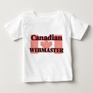 Canadian Webmaster Tshirt