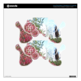 Canadian wild season colors nature natural images skin for PS3 controller