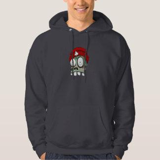 canadian zombie hoodie