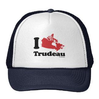 Canadians Love Trudeau -.png Trucker Hat