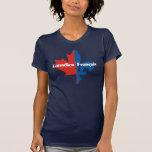 Canadien Francais Camisetas