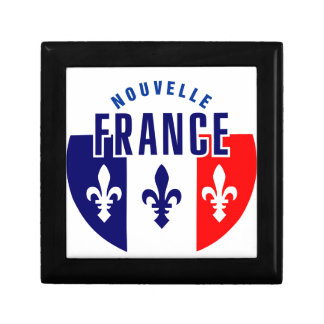 Canadien Francais Jewelry Boxes
