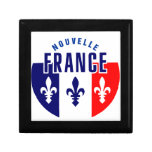 Canadien Francais Jewelry Boxes