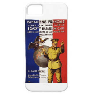 Canadiens Francais Funda Para iPhone SE/5/5s
