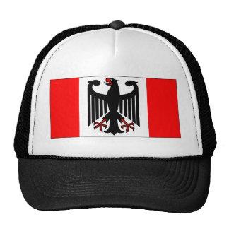 Canadiense alemán gorras