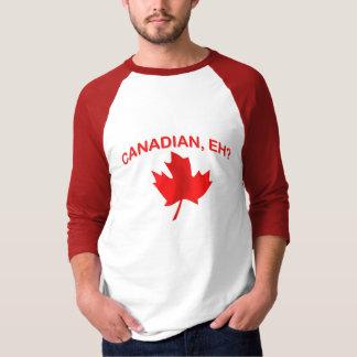 ¿Canadiense, eh? 2 Playera