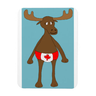 ¿Canadiense, Eh? Alces Iman Flexible