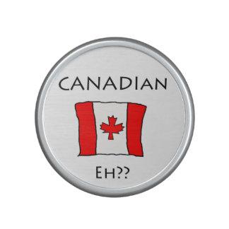 ¿Canadiense Eh?? Altavoz
