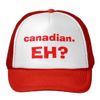 ¿canadiense., EH? Gorro