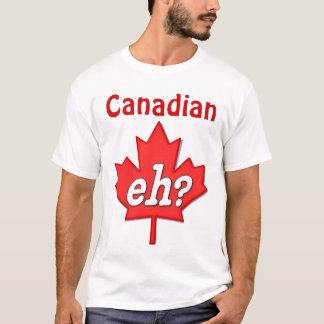 ¿Canadiense Eh? Playera