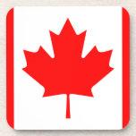 Canadiense FlagPattern Posavaso