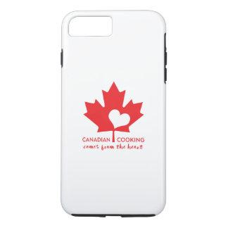 Canadiense Foodie Funda iPhone 7 Plus