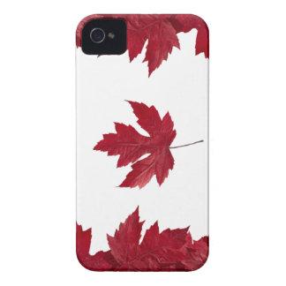 Canadiense iPhone 4 Case-Mate Protectores
