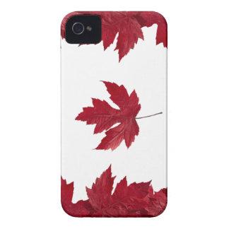 Canadiense iPhone 4 Funda