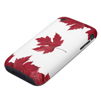 Canadiense iPhone 3 Tough Protector