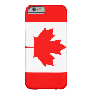Canadiense Funda Barely There iPhone 6