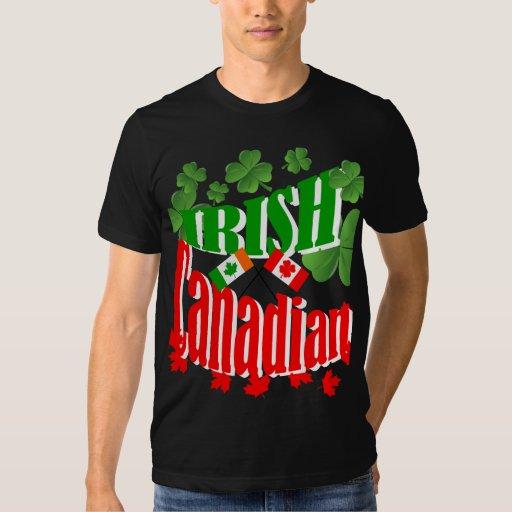 Canadiense irlandés polera