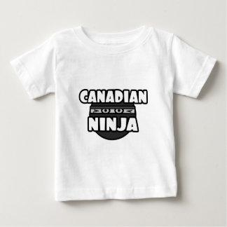 Canadiense Ninja Camisas