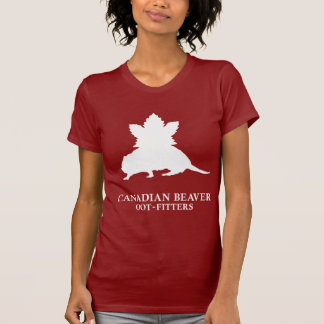 Canadiense Oootfitters Playera