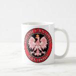 Canadiense polaco Eagle de Windsor Tazas De Café