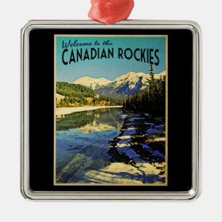 Canadiense Rockies Ornamento De Reyes Magos
