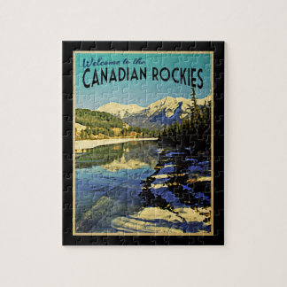 Canadiense Rockies Puzzles Con Fotos