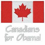 Canadienses para la chaqueta de la Cremallera-para