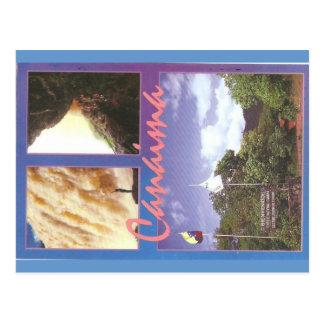 Canaima, Venezuela Post Card