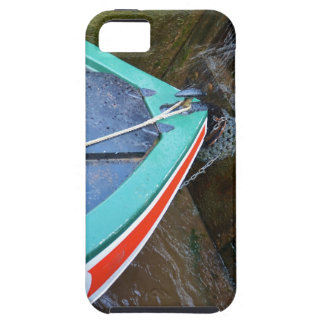 Canal Boat In Lock iPhone 5 Case