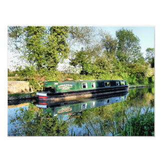 CANAL BOATS UK PHOTOGRAPH